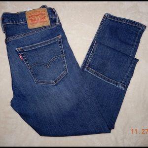 Men's Levi's 502 Slim Fit Jeans BLUE🔵 Size 32X30